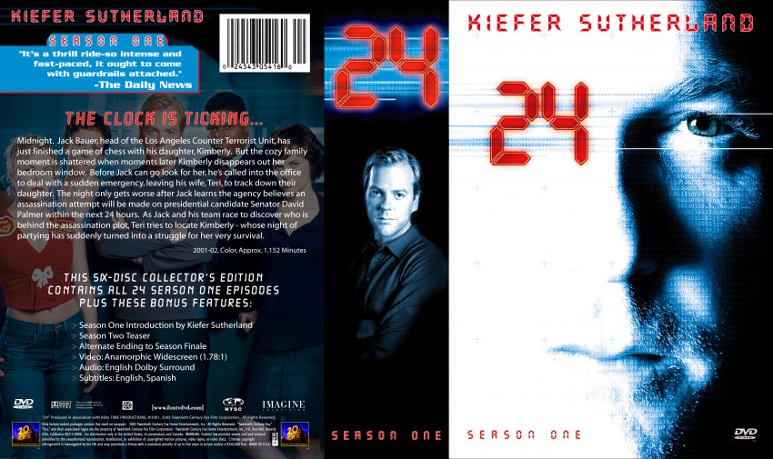 24 all seasons subtitles / Toy soldier the movie trailer