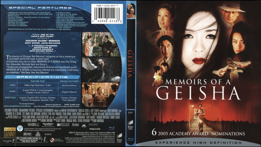 a literary analysis and a review of memoirs of a geisha People just love this book, don't they i guess i can understand some of that  there's a good deal to appreciate in the literary side of the work.