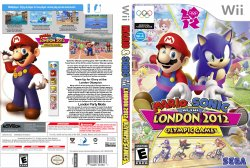 Mario And Sonic At The London Olympics 2012