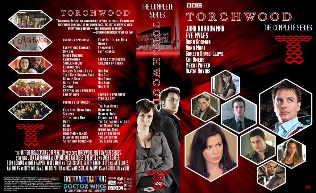 Doctor Who Legacy Collection - Torchwood