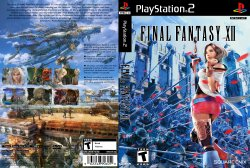 Final Fantasty XII PS2 Custom v1