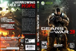 XBOX 360 Game Covers