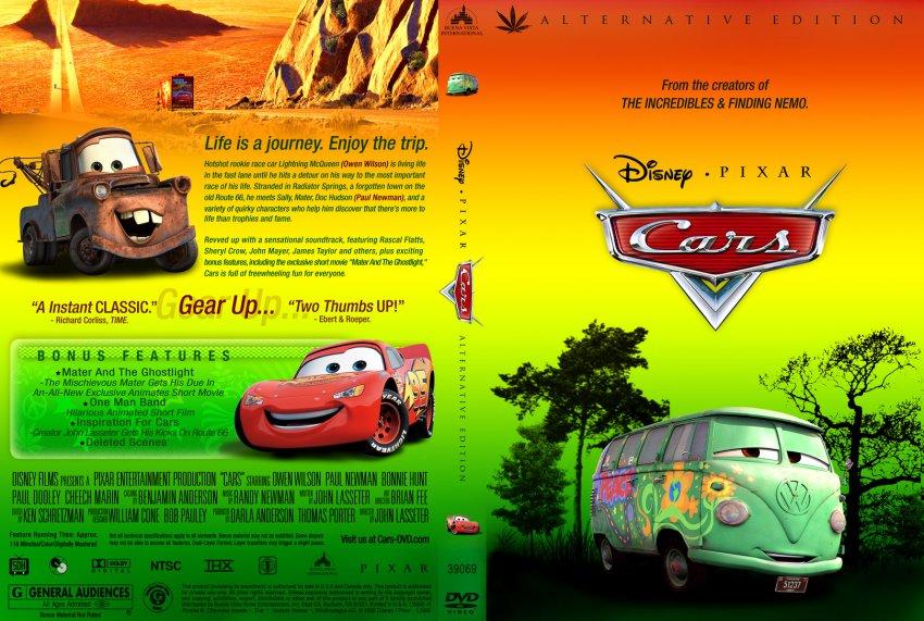 cars movie dvd custom covers custom cars ruso dvd covers. Black Bedroom Furniture Sets. Home Design Ideas